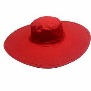 Vintage Foldable Sun Hat